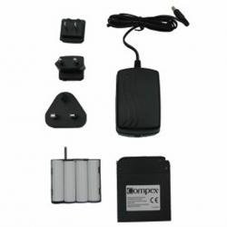 Kit recharge rapide batterie pour Cefar Compex