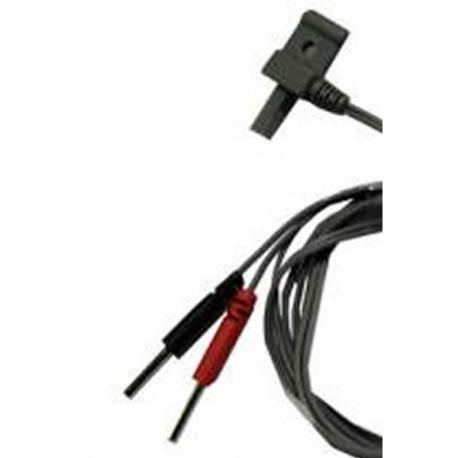 Paire de cables Cefar Primo Pro et gamme X2 Cefar Compex