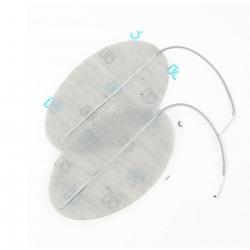 Electrodes Ovales CefarCompex DURA-STICK PREMIUM