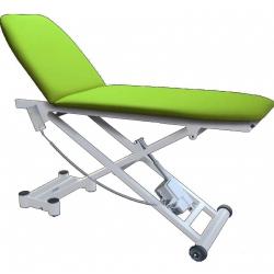 Table électrique Praxeo TABLE 2 PLANS CISEAU DOSSIER PROCLIVE