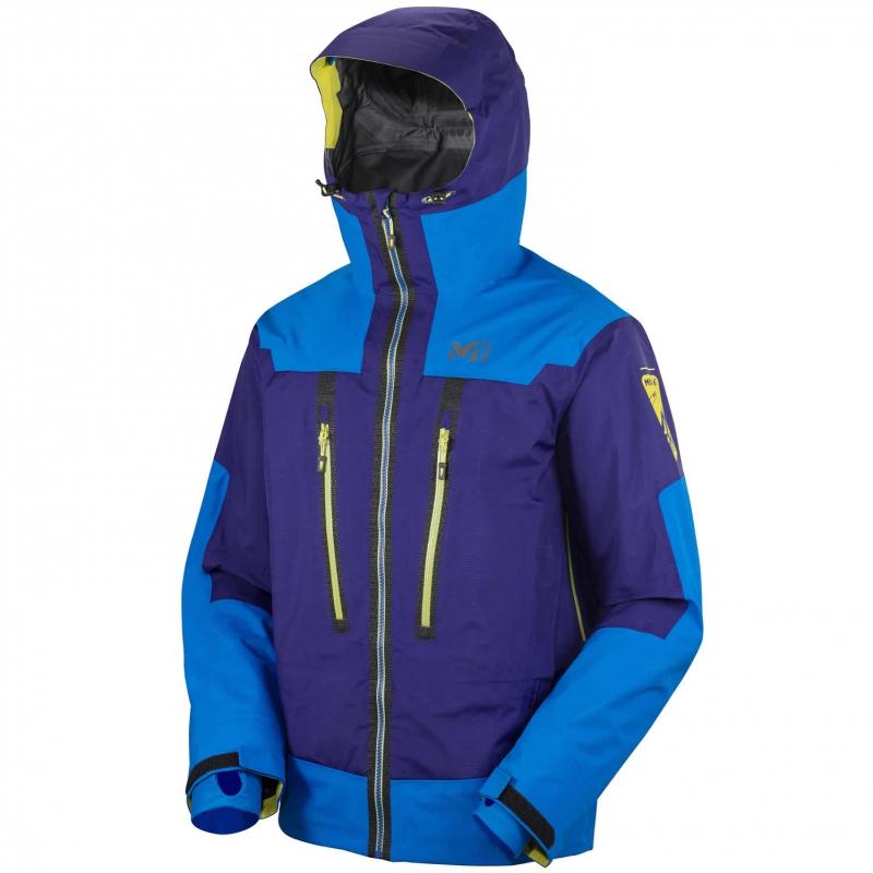 Veste de ski Millet Couloir GTX Bleu