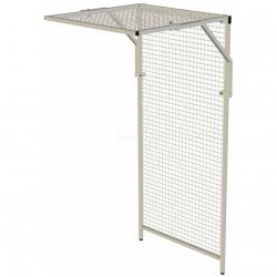 Cage Praxeo Panneau simple