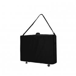 Housse de protection Ecopostural Avec Roulettes et Bandoulières pour Table Pliante A4450D