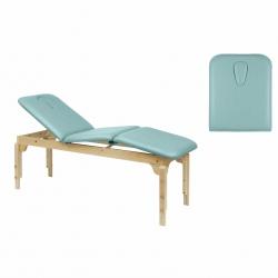 Table de massage Fixe Ecopostural 3 plans 3 Sections C3119