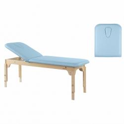 Table de massage Fixe Ecopostural 2 plans 2 Sections C3120