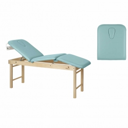 Table de massage Fixe Ecopostural 3 plans 3 Sections C3123