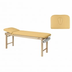 Table de massage Fixe Ecopostural 2 plans 2 Sections C3125