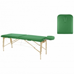 Table de massage pliante Ecopostural Hauteur réglable Avec Tendeurs C3208