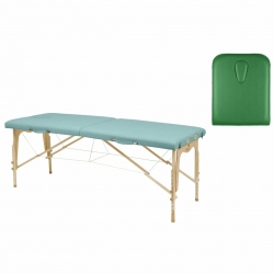 Table de massage pliante Ecopostural Hauteur réglable Avec Tendeurs C3211