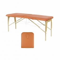 Table de massage pliante Ecopostural Hauteur fixe Avec Tendeurs C3212
