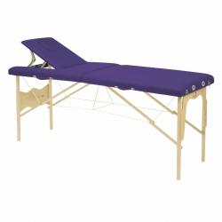 Table de massage pliante Ecopostural Hauteur fixe Avec Tendeurs C3215