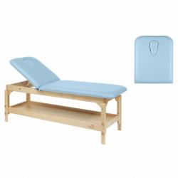 Table de massage Fixe Ecopostural 2 plans 2 Sections C3220
