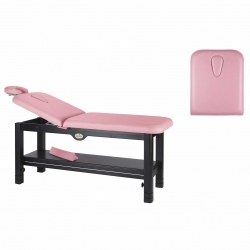 Table de massage Fixe Ecopostural 2 plans 3 Sections C3240W
