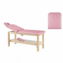 Table de massage Fixe Ecopostural 2 plans 3 Sections C3260