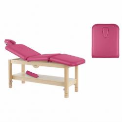 Table de massage Fixe Ecopostural 3 plans 4 Sections C3269