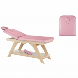 Table de massage Fixe Ecopostural 2 plans 3 Sections C3270