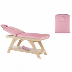 Table de massage Fixe Ecopostural 2 plans 3 Sections C3270