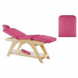 Table de massage Fixe Ecopostural 3 plans 4 Sections C3279