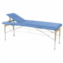 Table de massage pliante Ecopostural Hauteur réglable Avec Tendeurs C3309