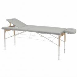 Table de massage pliante Ecopostural Hauteur réglable Avec Tendeurs C3310