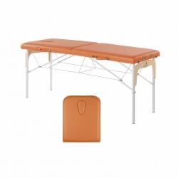 Table de massage pliante Ecopostural Hauteur fixe Avec Tendeurs C3312