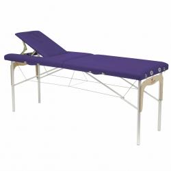 Table de massage pliante Ecopostural Hauteur fixe Avec Tendeurs C3315