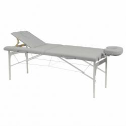 Table de massage pliante Ecopostural Hauteur réglable Aluminium C3410