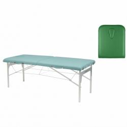 Table de massage pliante Ecopostural Hauteur réglable Aluminium C3411