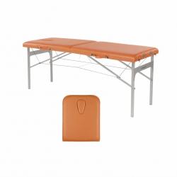 Table de massage pliante Ecopostural Hauteur fixe Aluminium C3412