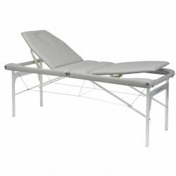 Table de massage pliante Ecopostural Hauteur réglable Aluminium C3413