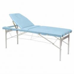 Table de massage pliante Ecopostural Hauteur réglable Aluminium C3414