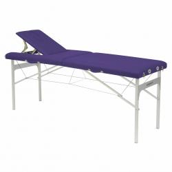 Table de massage pliante Ecopostural Hauteur fixe Aluminium C3415