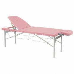 Table de massage pliante Ecopostural Hauteur réglable Aluminium C3416