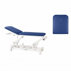 Table de massage hydraulique Ecopostural 2 plans 2 Sections C3723