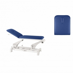 Table de massage hydraulique Ecopostural 2 plans 2 Sections C3753