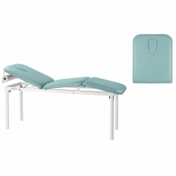 Table de massage Fixe Ecopostural 3 plans 3 Sections C4519