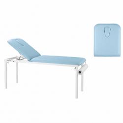 Table de massage Fixe Ecopostural 2 plans 2 Sections C4520