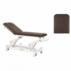Table de massage hydraulique Ecopostural 2 plans 2 Sections C5733