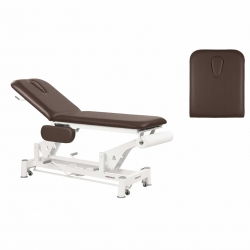 Table de massage hydraulique Ecopostural 2 plans 4 Sections C5734