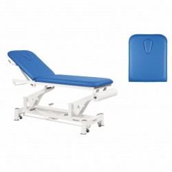 Table de massage hydraulique Ecopostural 2 plans 2 Sections C5752
