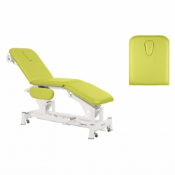 Table de massage hydraulique Ecopostural 3 plans 5 Sections C5756