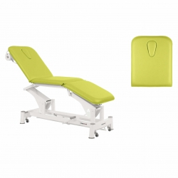 Table de massage hydraulique Ecopostural 3 plans 3 Sections C5757