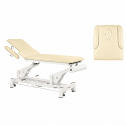 Table de massage hydraulique Ecopostural 2 plans 4 Sections C5783