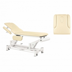 Table de massage hydraulique Ecopostural 2 plans 6 Sections C5784