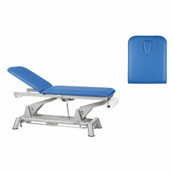 Table de massage électrique Ecopostural 2 plans 2 Sections C5952H