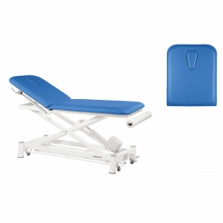 Table de massage électrique Ecopostural 2 plans 2 Sections C7552