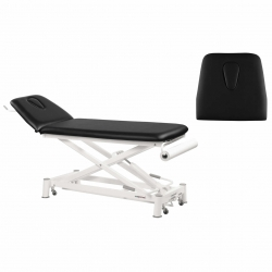 Table de massage hydraulique Ecopostural 2 plans 2 Sections C7733