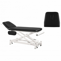 Table de massage hydraulique Ecopostural 2 plans 4 Sections C7734