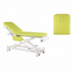 Table de massage hydraulique Ecopostural 2 plans 4 Sections C7751