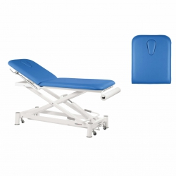 Table de massage hydraulique Ecopostural 2 plans 2 Sections C7752